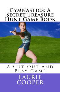 A Gymnastics themed treasure hunt game.